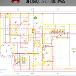 AutoCad 2d – Operações Produtivas