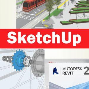 CADaula Curso SketchUp – Maquete Eletrônica EAD