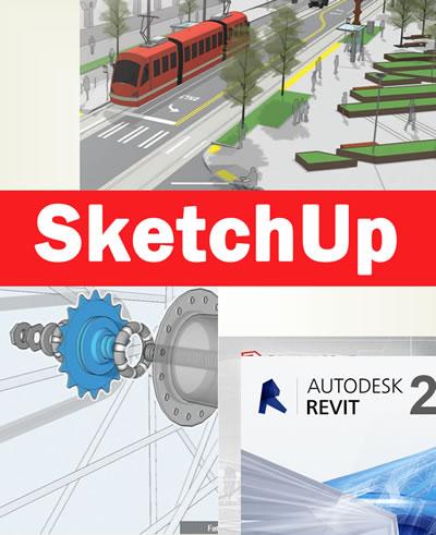 Sketchup Maquete eletrônica