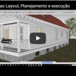 Plantas de arquitutura - Do Sketchup ao Layout